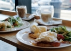 8 Places for Eggs Benedict In Vilnius, Klaipėda & Nida . My best and worst Experiences. Part II