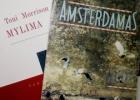 """Skaitytų knygų knygyne """"sugautas"""" grobis: Ian McEwan """"Amsterdamas"""", Toni Morrison """"Mylima"""""""