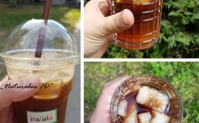 Apelsininė limonadinė kava [RECEPTAS]