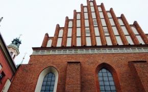 Varšuvos katedros požemiai