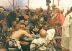 Zaporožės kazokų laiškas sultonui (+18)