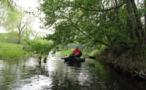Plaukimas Švėte į Vyšnių sodą