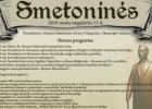 Šventė istorijos mylėtojams – Smetoninės