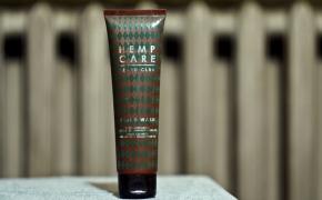 Apžvalga – HEMP CARE nenuplaunamas barzdos prausiklis
