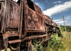 Dar daugiau apleistų traukinių iš Lenkijos