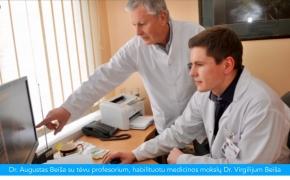 Gydytojas glūkoidas išplėšė žmogų iš mirties nagų