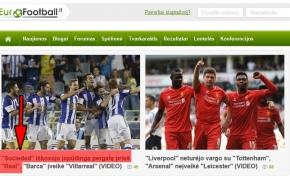"""Ispanijoje yra tik vienas """"Real"""". Ir jis – ne Madride"""