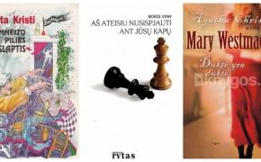 Mano gegužės – rugpjūčio mėnesiais perskaitytos knygos