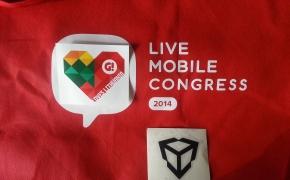 Live Mobile Congress 2014 Vilniuje