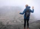 Nuotykiai Rytų Javoje: Bromo ugnikalnis