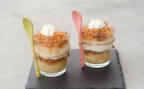 Gammeldags æblekage – Old Fashioned Danish Apple Cake