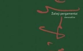 Sigitas Geda – Žalieji pergamentai