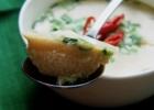 Korėjietiškas garuose virtas omletas   gyeran jjim