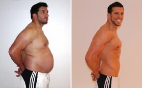Fitneso treneris tyčia priaugo 30 kg, kad kitiems įrodytų, jog juos numesti galima per pusmetį
