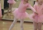 Baleto atvira pamoka