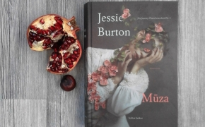 MŪZA – Jessie Burton