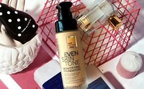 CATRICE Even Skin Tone Beautifying Foundation – makiažo pagrindas su SPF 25
