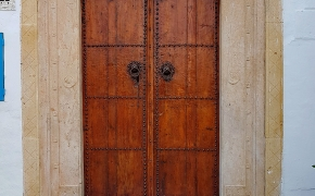 Hamameto durys