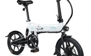 FIIDO D2 Folding Moped Electric Bike kuponas