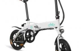 FIIDO D1 Folding Electric Bike Moped kuponas