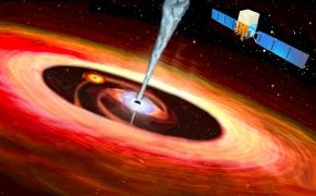 Astronaujiena. Blazaro pulsavimų ciklas