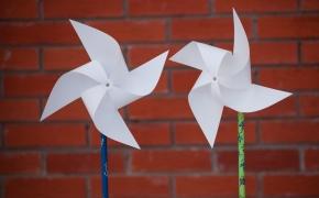 Palankaus vėjo malūnėliai. 2015