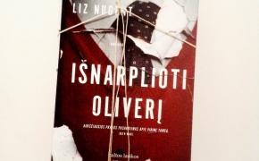 IŠNARPLIOTI OLIVERĮ – Liz Nugent