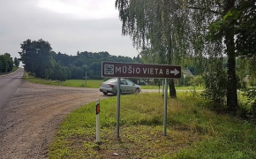 Prie Lietuvos šaknų