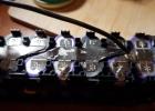 Xiaomi M365 paspirtuko baterijos taisymas
