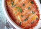 Cannelloni įdaryti rikota ir špinatais