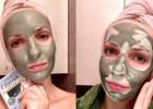 """FITOKOSMETIK baltasis kosmetinis veido ir kūno molis """"Anapskaja"""" veido ir kūno kaukėms"""