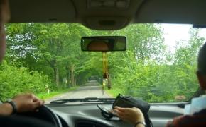 Šiaurės Lenkija automobiliu ir lankytinos vietos