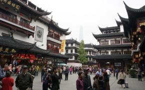 Šanchajus – Kinijos variklis