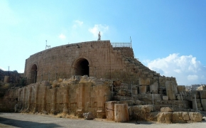 Kelionė į Jordaniją. Pirmoji diena: Amanas, Džerašas.