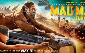 Mad Max 4  – puota akims, ausims ir visiems raumenims, reikalingiems spaudžiant gazą