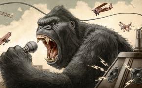 (žmog)beždžionės