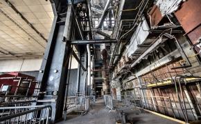 Belgija – sunkioji pramonė