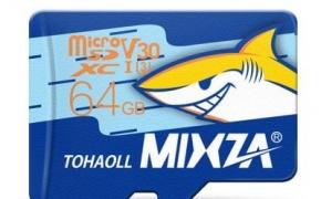 MIXZA 64GB Micro SD Memory Card kuponas