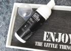 ECODENTA Juodos balinančios burnos skalavimo putos, 150 ml*