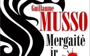 Guillaume Musso. Mergaitė ir naktis.