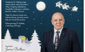 Su palaiminga Kristaus Gimimo švente!