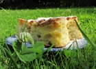 Obuolių pyragas, sulaukęs itin svarių pagyrimų