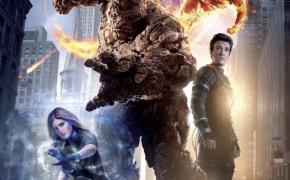 Filmas: Fantastic Four / Fantastiškas ketvertas