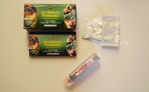 Japoniški produktai: Dr. Ohhira prebiotikai ir probiotikai