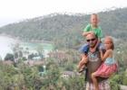Mesk kelią dėl takelio arba paslėptas Koh Phangan salos grožis 4