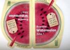 FLOR DE MAN Essential Watermelon Juice! – drėkinanti lakštinė veido kaukė su arbūzų sultimis
