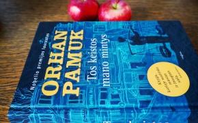 """Orhan Pamuk """"Tos keistos mano mintys"""""""