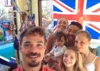 Kelionių istorijos: su šeima į Balį metams!