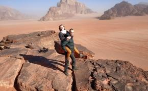 Savarankiška kelionė į Jordaniją