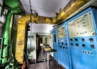 Naktis branduolinių galvučių saugykloje